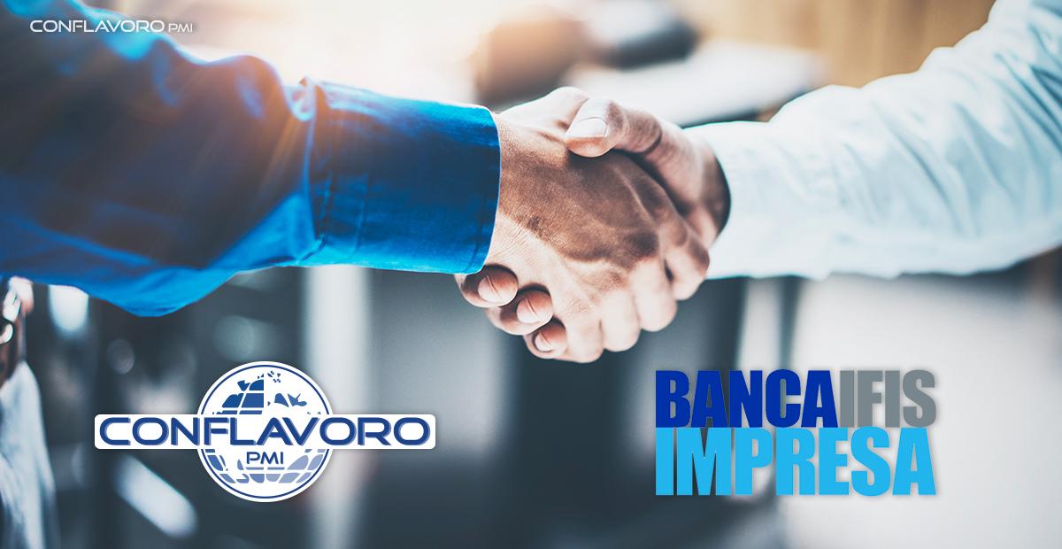 Factoring Conflavoro Pmi Sigla Convenzione Con Banca Ifis
